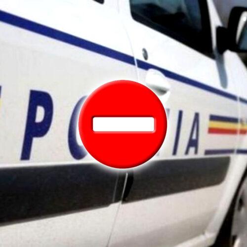 Traficul rutier este restricţionat, luni, pe a doua bandă pe sensul către Sebeş al autostrăzii A1 Sibiu-Deva, între kilometrii 275 – 276+500 de metri