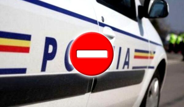 Nereguli în trafic sancționate de polițiști
