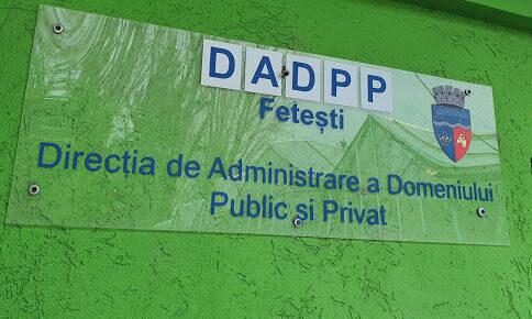 DADPP Fetești face angajări pentru ocuparea 3 posturi vacante.